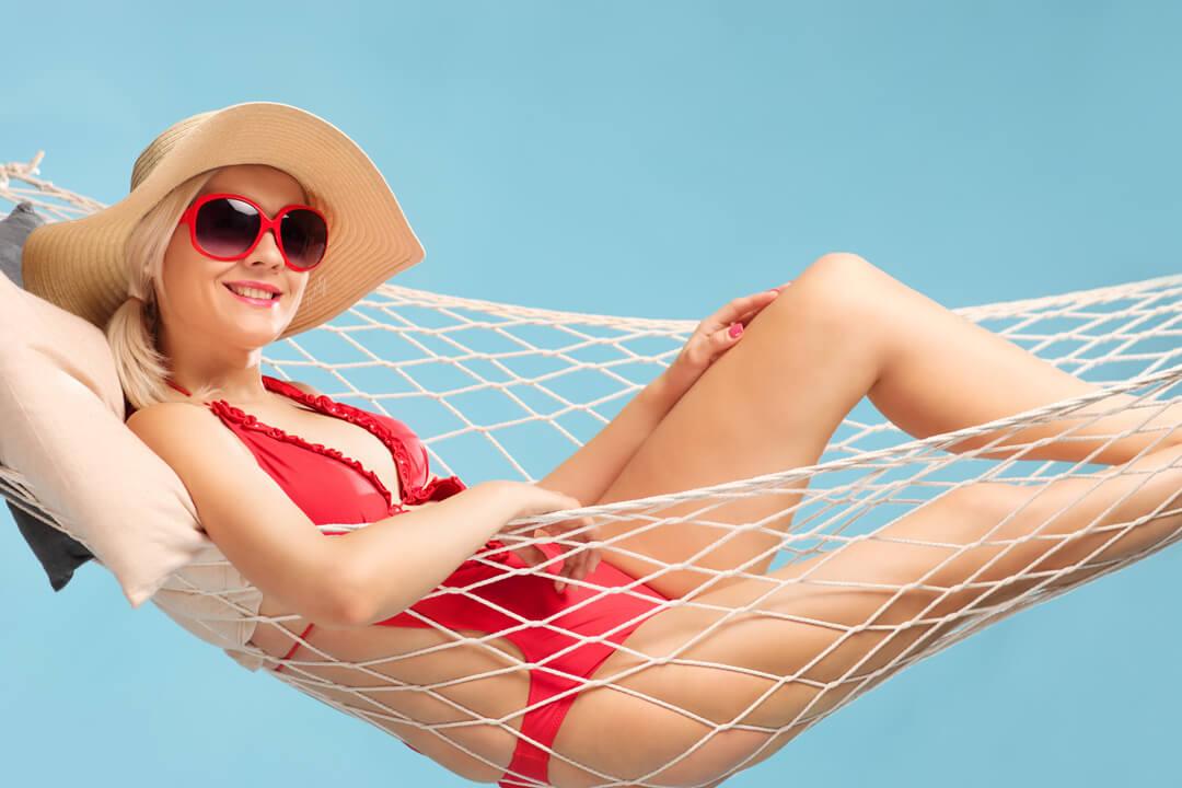 30代の水着の選び方