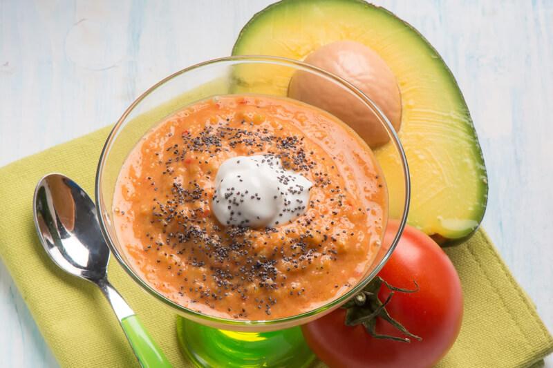 【夏バテ改善レシピ】夏バテに効果抜群のスパイス・スープ・スムージー(食欲がないときでも美味しく疲労回復)