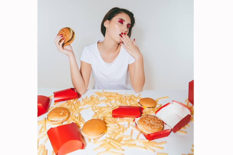 【外食女子必見】太らない外食メニュー