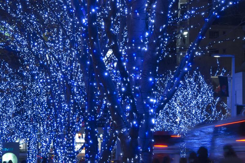 【2017東京のイルミネーション🎄】クリスマスを彩る定番スポットから穴場スポットまで25選💗