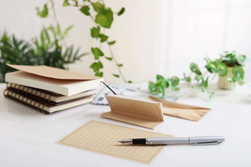 【お礼状】お礼の仕方・感謝が伝わる一筆箋やお礼状の書き方や例文を紹介!職場などビジネスシーンでも活躍!
