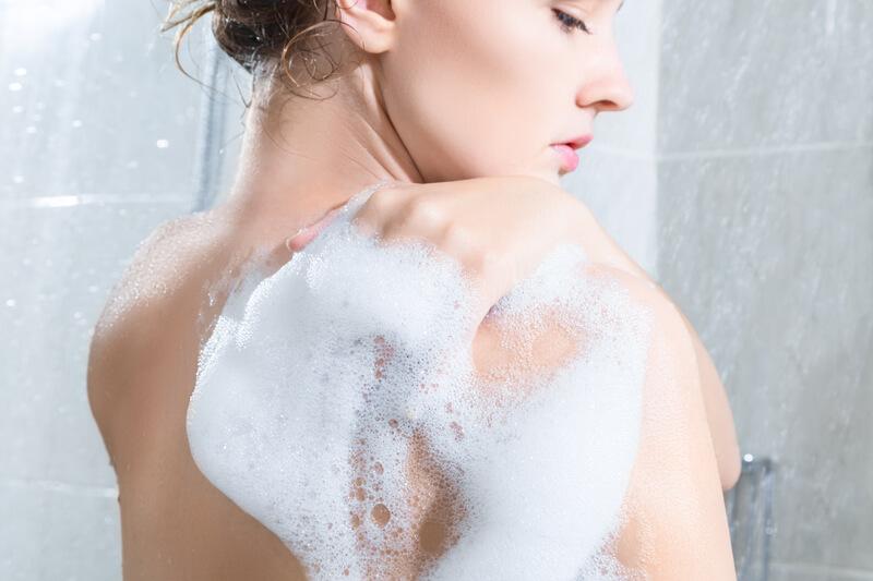 頭皮・美髪のためのシャワー温度