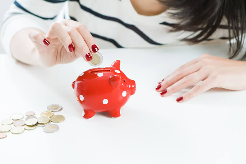 【貯金できない人必見!】貯金ができない原因を知って賢く貯金するマインドになろう!