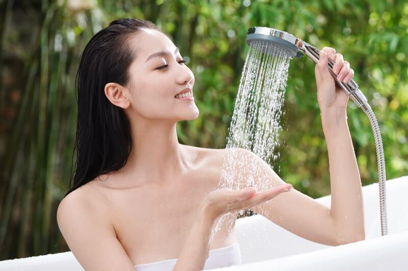 【シャワーヘッド】塩素除去の効果とは!?