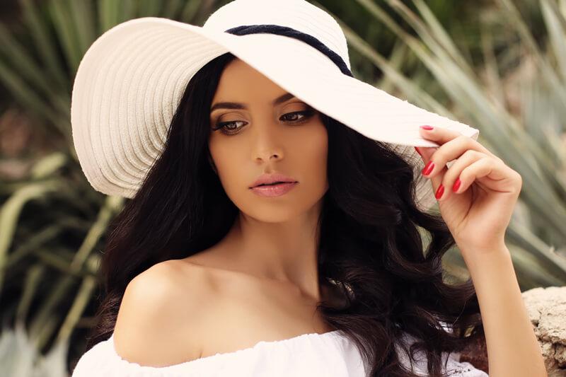 【2018夏の帽子コーデ】30代女性におすすめのおしゃれなUV帽子や帽子コーデを特集!
