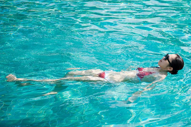 ダイエット・水泳イメージフォトー5