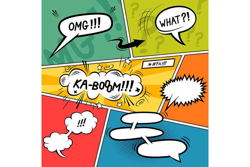 コミックエッセイイメージ