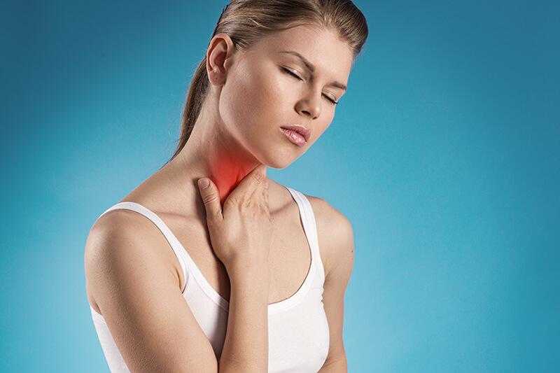喉いたいーイメージフォトー1
