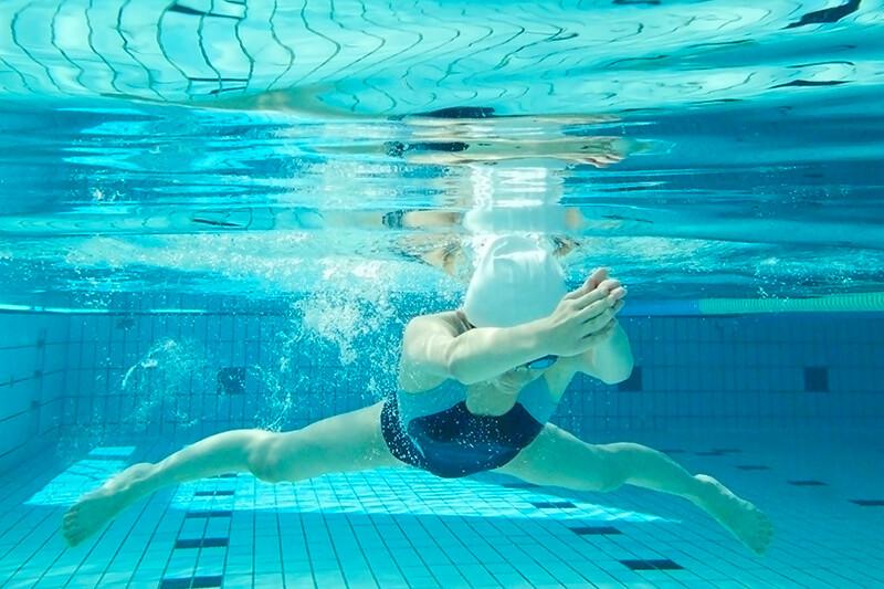 ダイエット・水泳イメージフォトー6