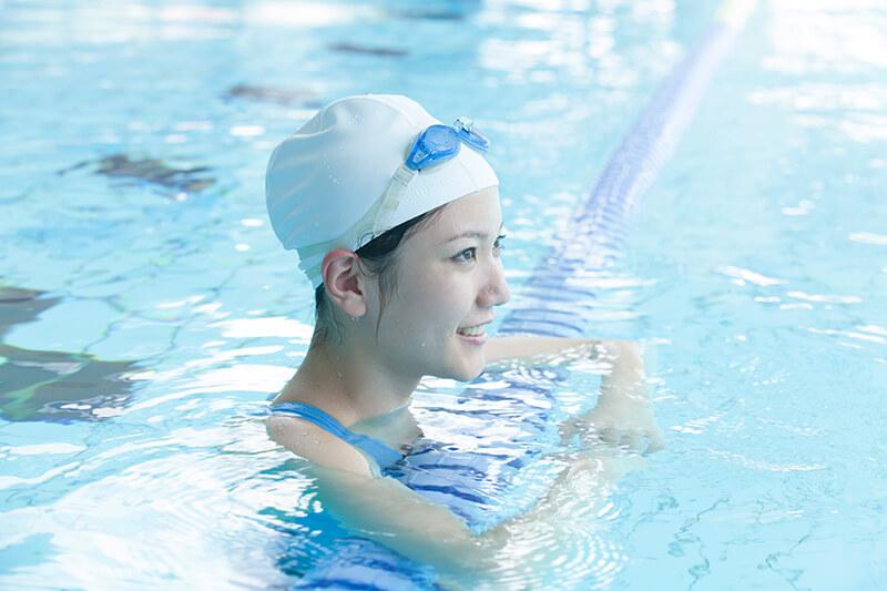 ダイエット・水泳イメージフォトー9