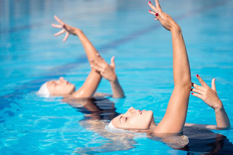 ダイエット・水泳イメージフォトー1