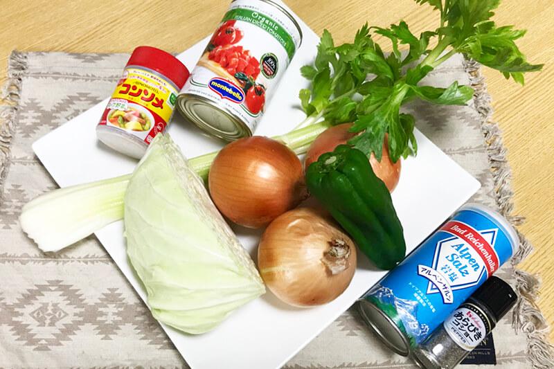 脂肪燃焼スープ−1