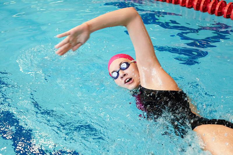 水泳ダイエット3〜二の腕・背中−1