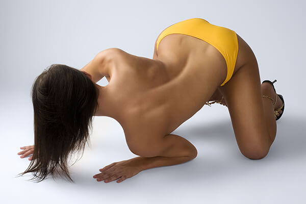 水泳ダイエット・お腹・背中−4