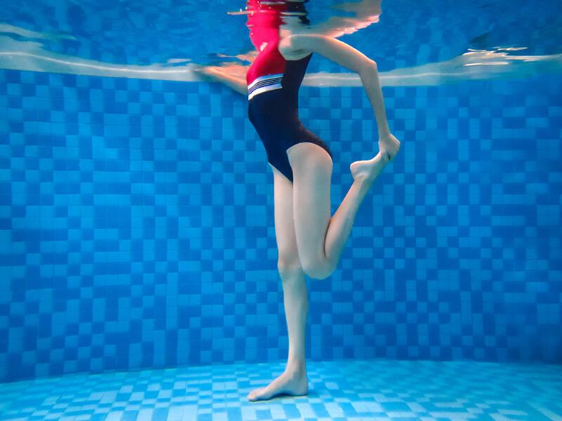 水泳ダイエット・ウォーキング・アイコン