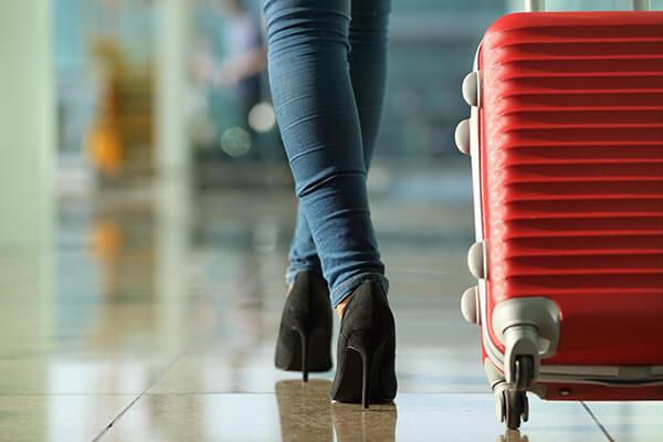 機内持ち込みスーツケース・イメージ1
