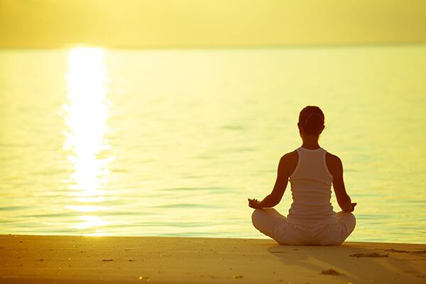 ストレス解消・瞑想