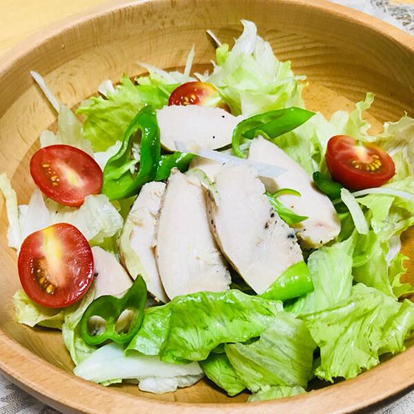 低糖質ダイエット・手作りサラダチキン
