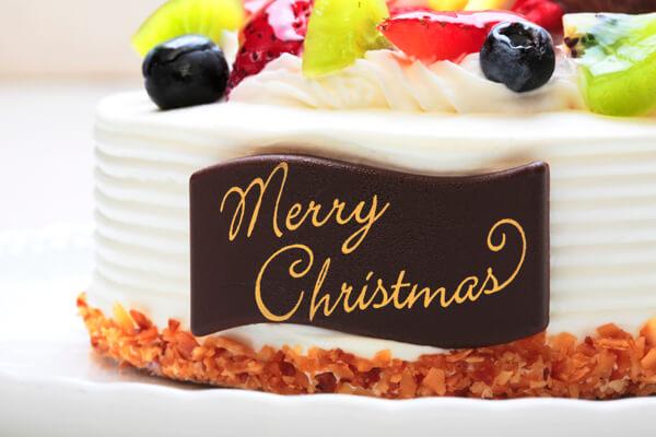 低糖質クリスマスケーキアイコン
