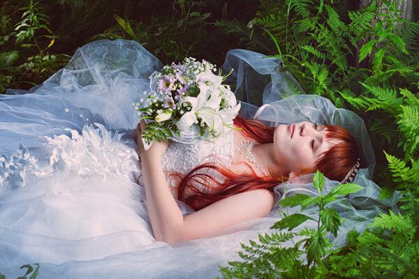 未婚女子イメージ1