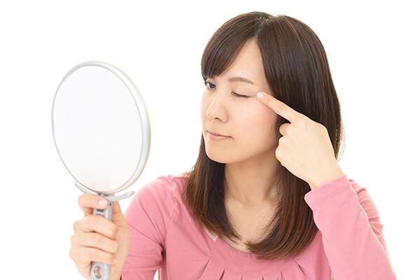 タヌキ顔イメージ6