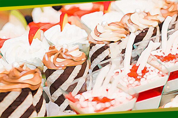東京低糖質ケーキイメージ