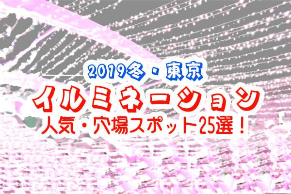 2019東京イルミアイコン