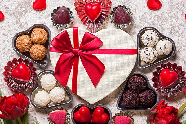 バレンタインチョコレートイメージ1